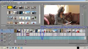 How to Separate Audio and Video Tracks in Sony Vegas Pro